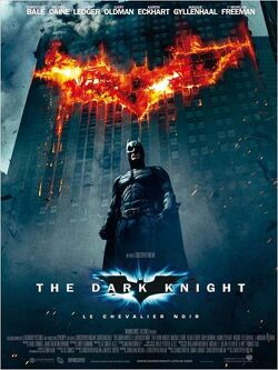 Couverture de The Dark Knight, Le Chevalier Noir