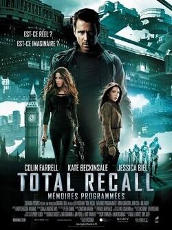 Couverture de Total Recall : Mémoires programmées