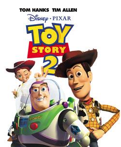 Couverture de Toy Story 2