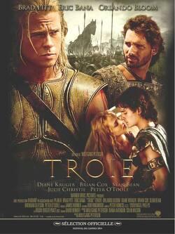 Couverture de Troie