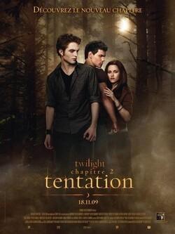Couverture de Twilight, Chapitre 2 : Tentation