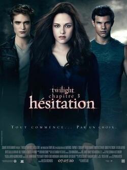 Couverture de Twilight, Chapitre 3 : Hésitation