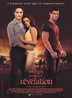 Couverture de Twilight, Chapitre 4 : Révélation, 1ère partie