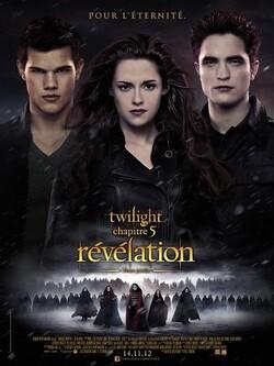 Couverture de Twilight, Chapitre 5 : Révélation, 2ème partie