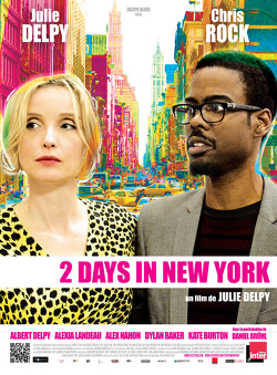 Couverture de 2 days in New York