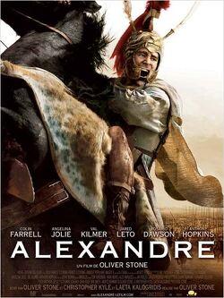 Couverture de Alexandre