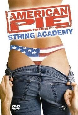 Couverture de American Pie : String Academy