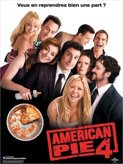 Couverture de American Pie 4