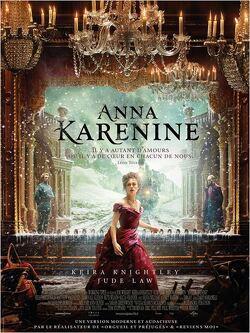 Couverture de Anna Karenine