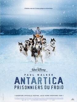 Couverture de Antartica, Prisonniers du froid