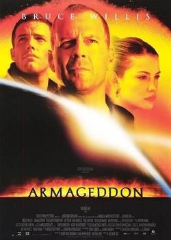 Couverture de Armageddon