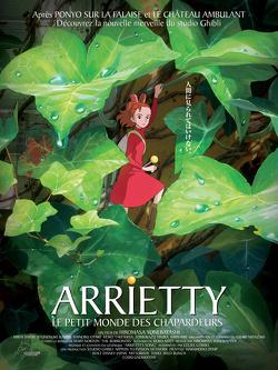 Couverture de Arrietty, Le petit monde des Chapardeurs