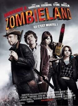 Couverture de Bienvenue à Zombieland