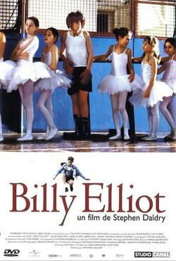 Couverture de Billy Elliot