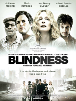 Couverture de Blindness