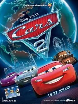 Couverture de Cars 2