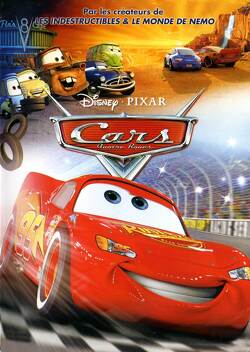 Couverture de Cars