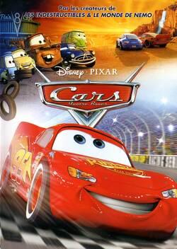 Couverture de Cars