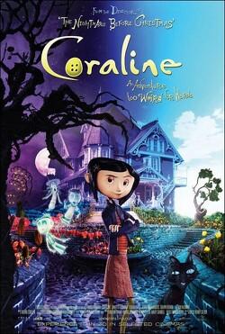 Couverture de Coraline