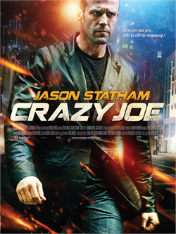 Couverture de Crazy Joe