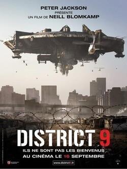 Couverture de District 9