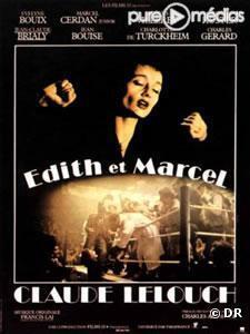Couverture de Edith et Marcel