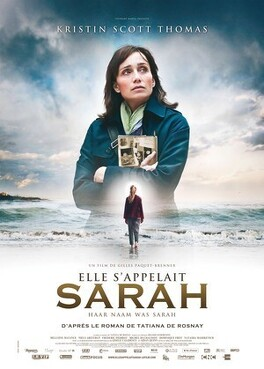 Couverture du livre : Elle s'appelait Sarah