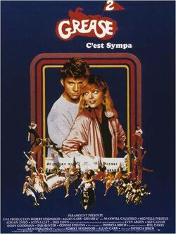 Couverture de Grease 2
