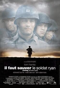Couverture de Il faut sauver le soldat Ryan