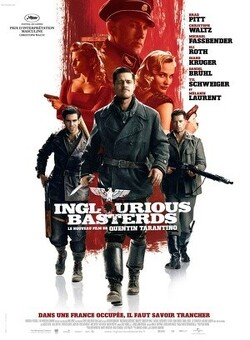 Couverture de Inglourious Basterds