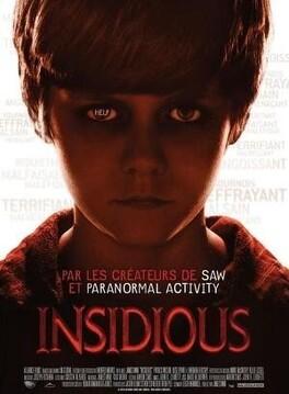 Couverture du livre : Insidious