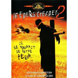 Couverture de Jeepers Creepers 2