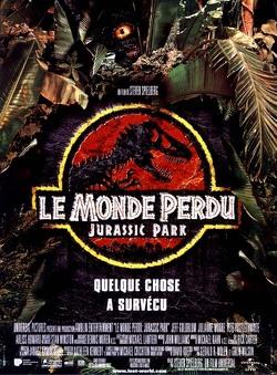 Couverture de Jurassic Park, Épisode 2 : Le Monde perdu