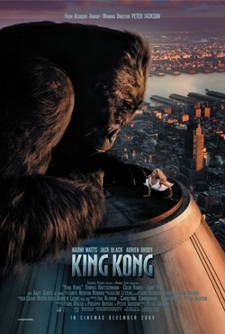 Couverture de King Kong