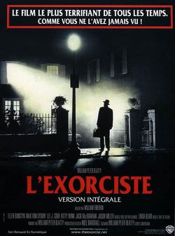 Couverture de L'Exorciste