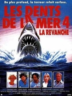 Couverture de Les Dents de la mer, Épisode 4 : La Revanche