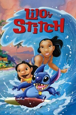 Couverture de Lilo & Stitch