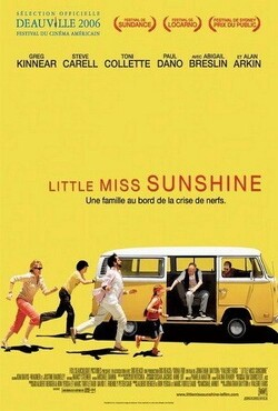 Couverture de Little Miss Sunshine
