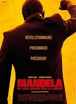 Couverture de Mandela : Un long chemin vers la liberté
