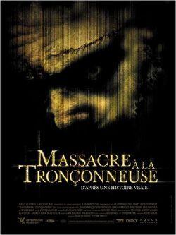 Couverture de Massacre à la tronçonneuse