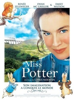 Couverture de Miss Potter