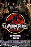 couverture Jurassic Park, Épisode 2 : Le Monde perdu