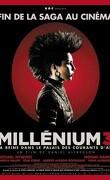 Millénium, Épisode 3 : La reine dans le palais des courants d'air
