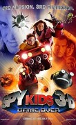 Spy Kids, Épisode 3 : Mission 3D