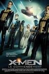 couverture X-Men : Le commencement