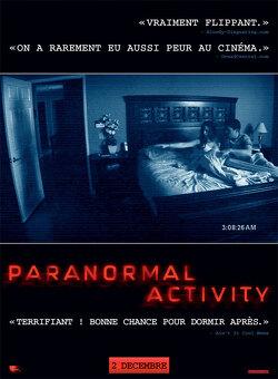 Couverture de Paranormal Activity