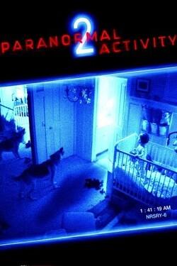 Couverture de Paranormal Activity 2