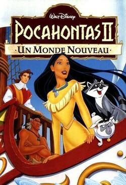 Couverture de Pocahontas, Épisode 2 : Un monde nouveau