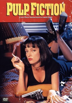 Couverture de Pulp Fiction