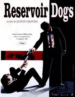 Couverture de Reservoir Dogs